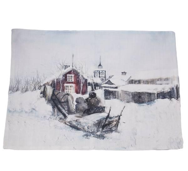 Bilde av Brikke Vinterbarn - Barn i fjellheimen