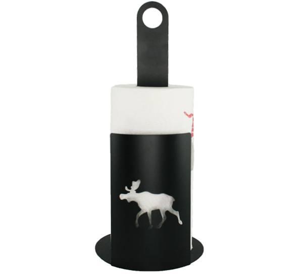 Bilde av Tørkerullholder med elg, sort