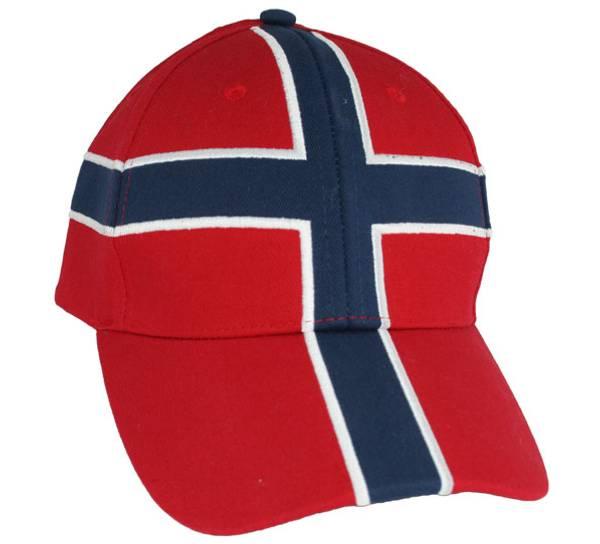 Bilde av Caps i norske farger