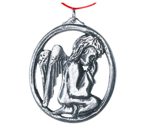 Bilde av Uro, engel som ber, Tinn-Per