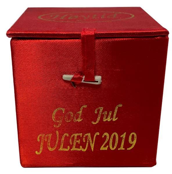 Bilde av Julekule  JULEN 2019