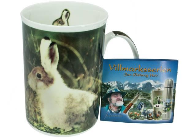 Bilde av Krus Nr.12 Hare, Villmarksserien