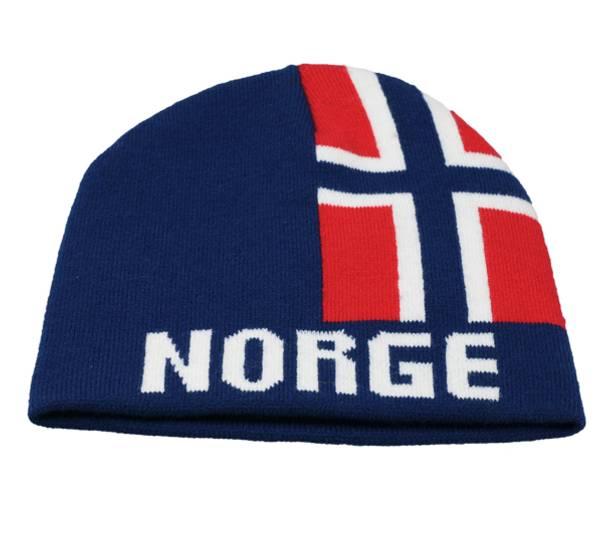 Bilde av Sportslue med flagg og Norge