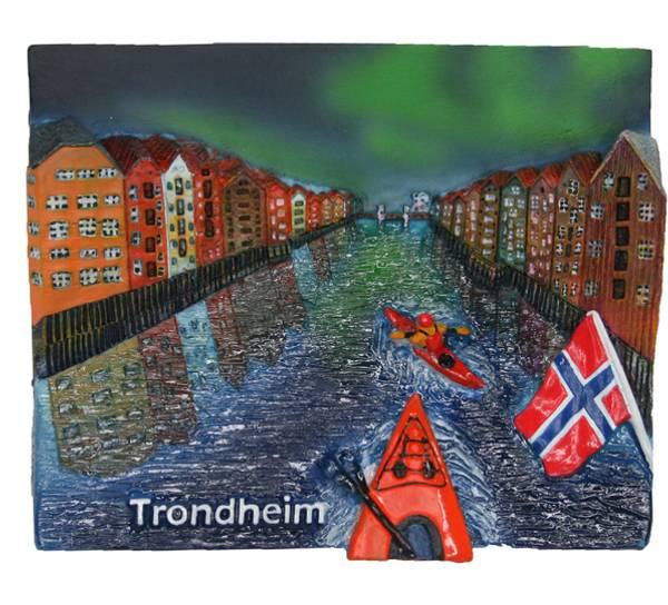 Bilde av Magnet, Trondheim, Nidelven