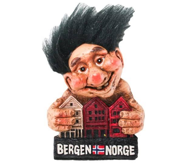Bilde av Magnet, Troll , Bergen